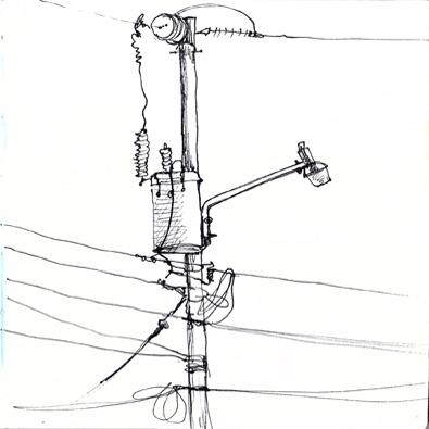Cables aereos tipicos