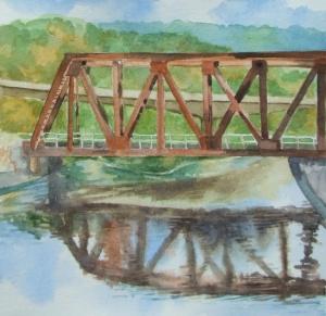 Iron Bridge -72